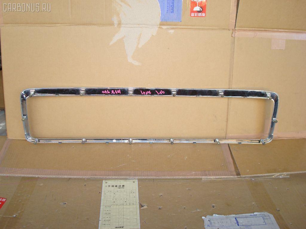 Решетка радиатора HONDA MOBILIO SPIKE GK1. Фото 2