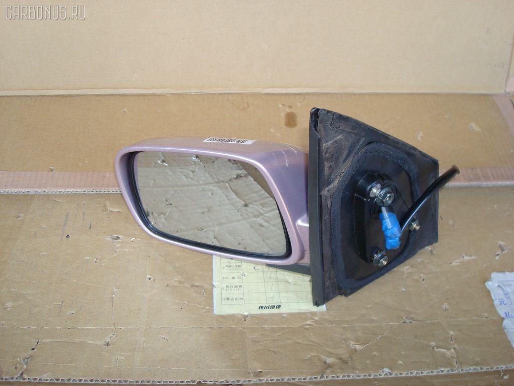 Зеркало двери боковой TOYOTA VITZ NCP10. Фото 2