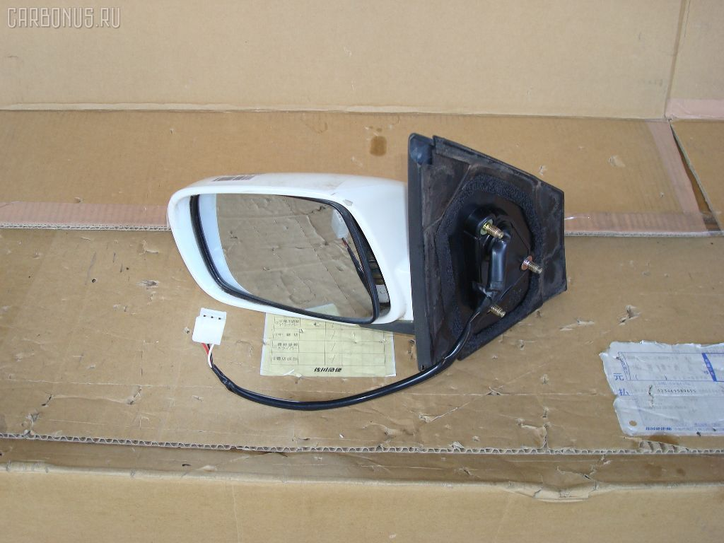 Зеркало двери боковой TOYOTA PLATZ SCP11. Фото 3