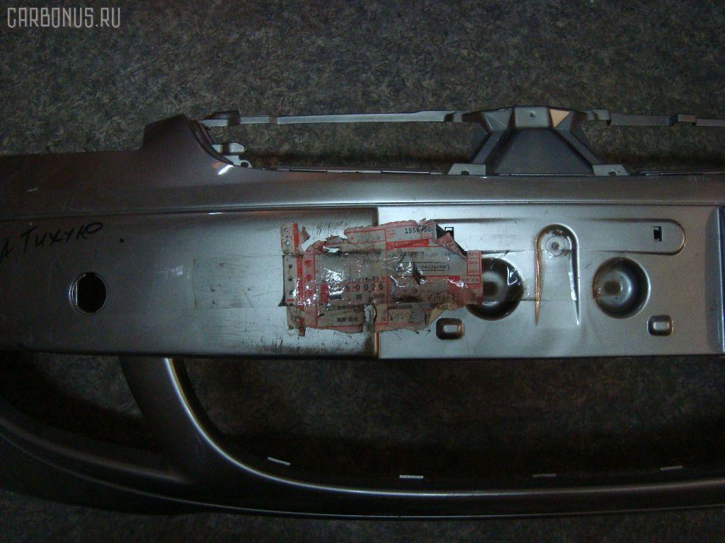 Бампер MITSUBISHI COLT Z25A. Фото 3