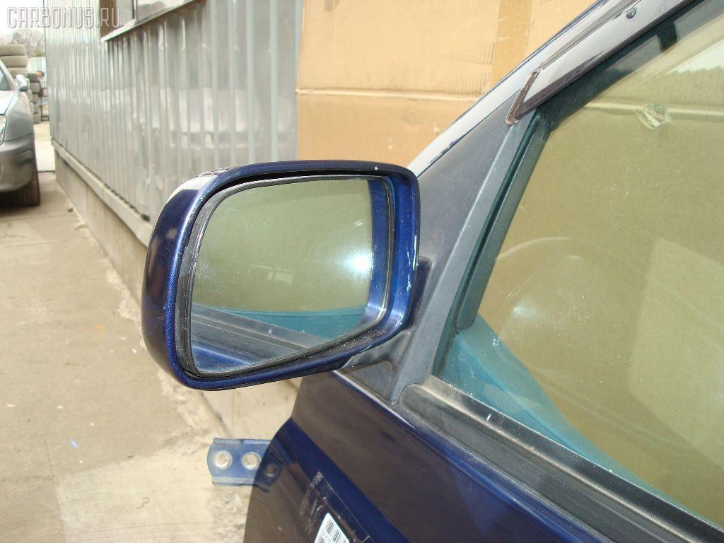 Зеркало двери боковой TOYOTA VITZ NCP15. Фото 6
