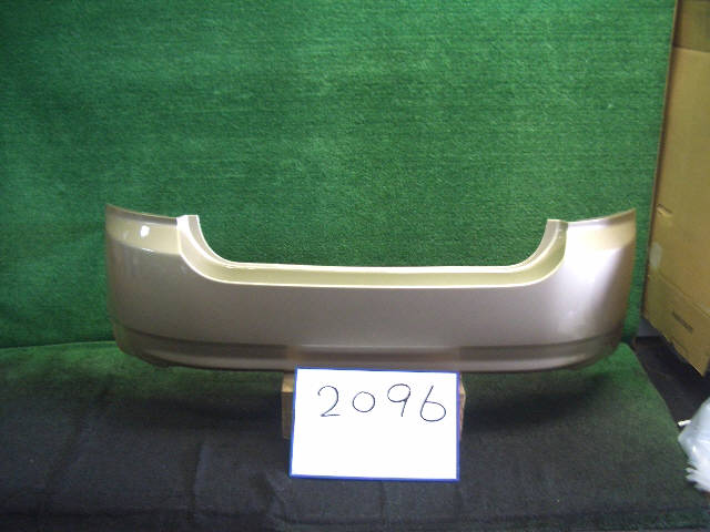 Бампер TOYOTA COROLLA RUNX NZE121. Фото 8