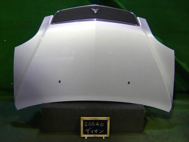 Капот MITSUBISHI DION CR6W. Фото 6