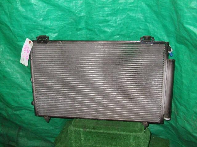 Радиатор кондиционера TOYOTA COROLLA FIELDER NZE121G 1NZ-FE. Фото 2