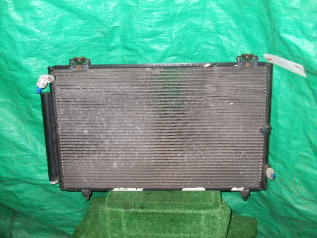Радиатор кондиционера TOYOTA COROLLA FIELDER NZE121G 1NZ-FE. Фото 1