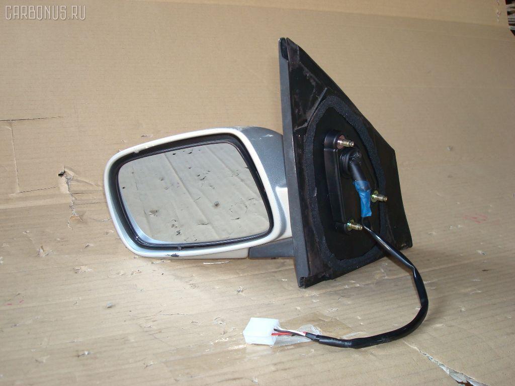 Зеркало двери боковой TOYOTA PLATZ SCP11. Фото 7