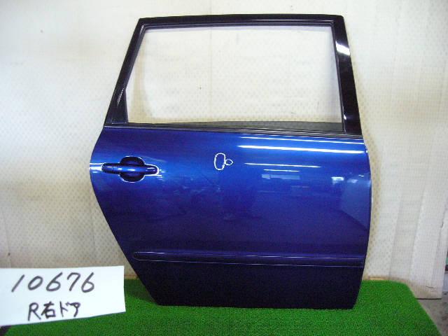 Дверь боковая TOYOTA IPSUM ACM26W. Фото 3