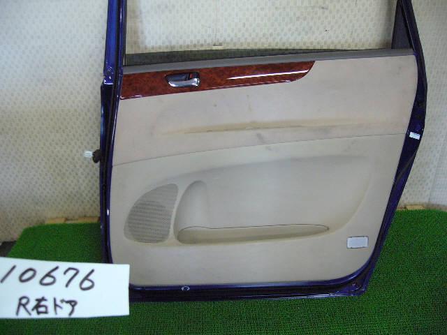 Дверь боковая TOYOTA IPSUM ACM26W. Фото 1