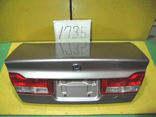 Крышка багажника HONDA ACCORD CF3. Фото 4