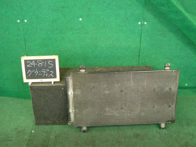 Радиатор кондиционера MITSUBISHI GRANDIS NA4W 4G69. Фото 2