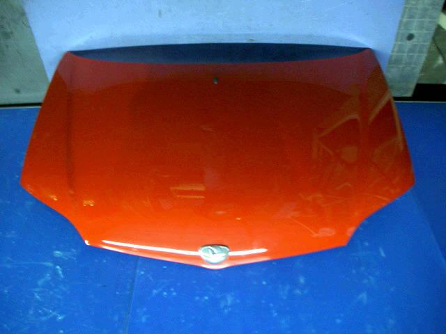 Капот TOYOTA PLATZ SCP11. Фото 2