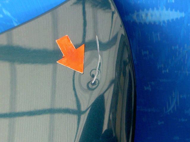 Крышка багажника TOYOTA PROGRES JCG10. Фото 1