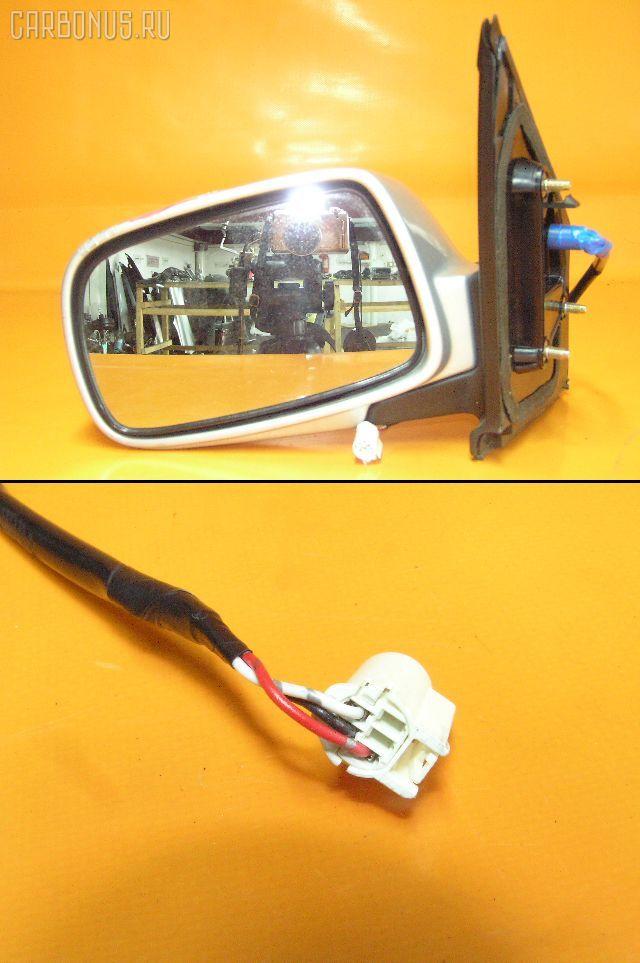 Зеркало двери боковой TOYOTA IST NCP60. Фото 10