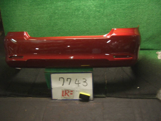 Бампер TOYOTA ALLION NZT240. Фото 3