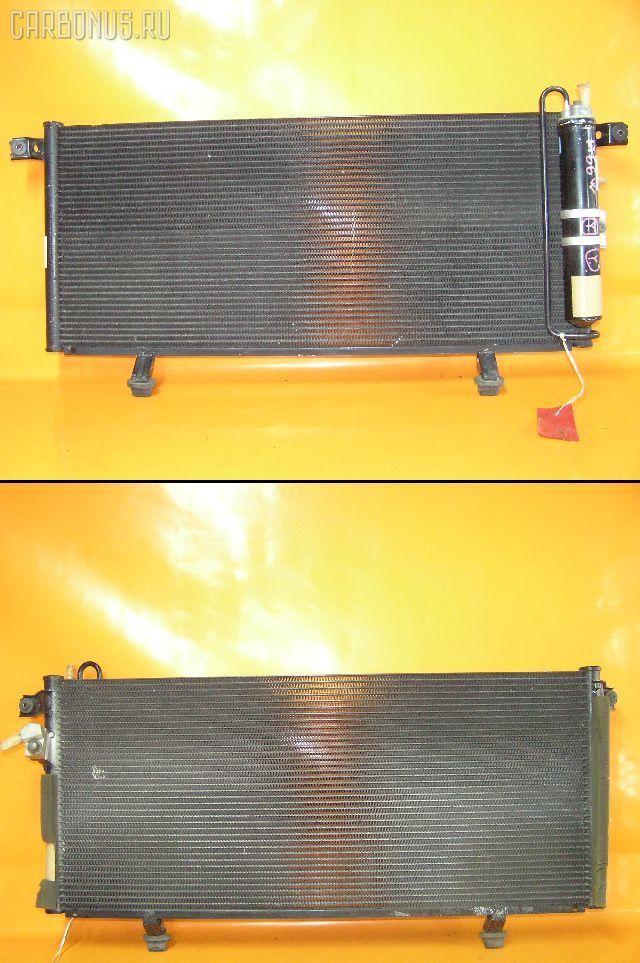 Радиатор кондиционера MITSUBISHI PAJERO IO H66W 4G93. Фото 2