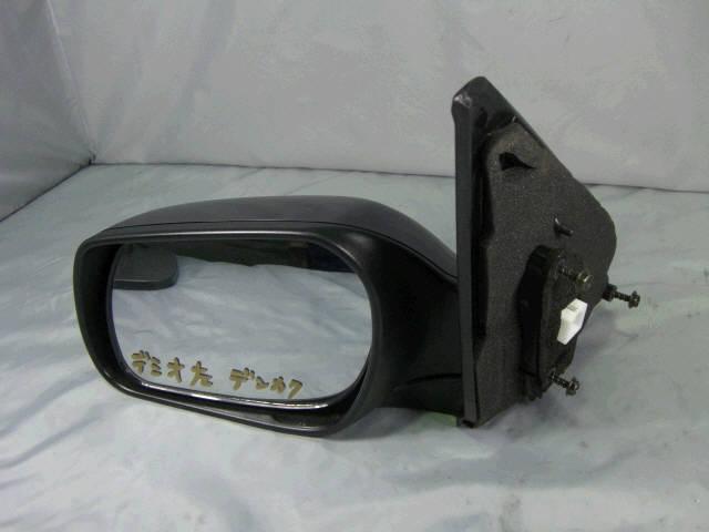 Зеркало двери боковой MAZDA DEMIO DY3R. Фото 1