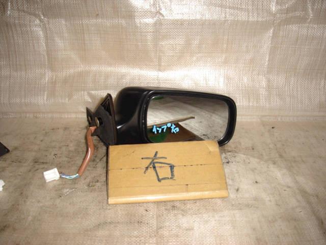 Зеркало двери боковой SUBARU IMPREZA WAGON GG3. Фото 8