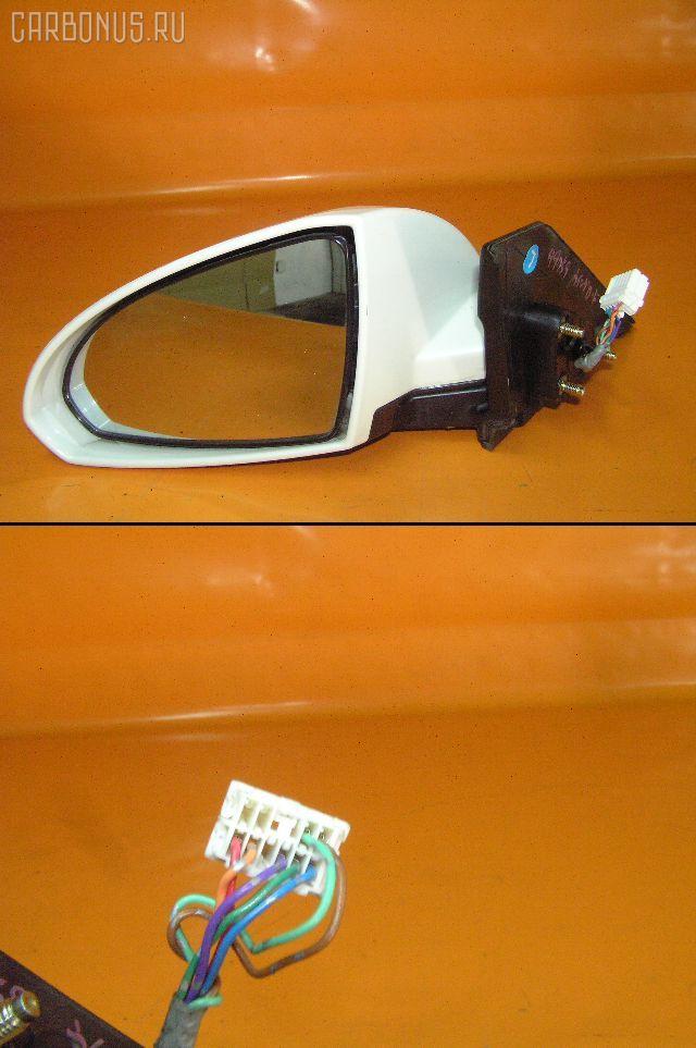 Зеркало двери боковой NISSAN WINGROAD WFY11. Фото 1