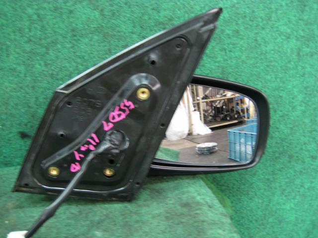 Зеркало двери боковой TOYOTA PASSO KGC10. Фото 2