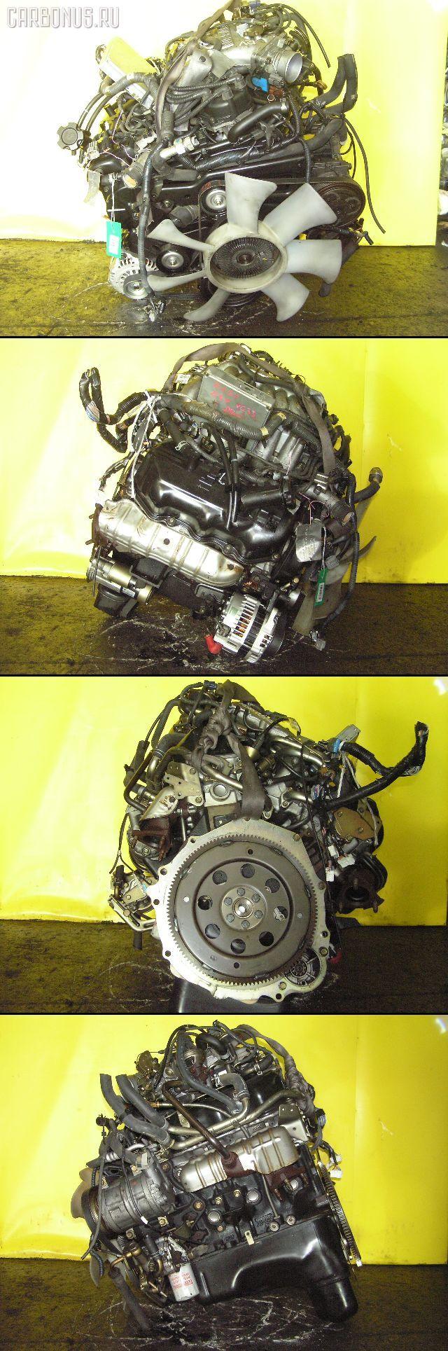 Двигатель NISSAN ELGRAND ALE50 VG33E. Фото 1
