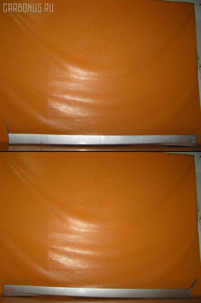 Порог кузова пластиковый ( обвес ) NISSAN BASSARA JU30. Фото 1