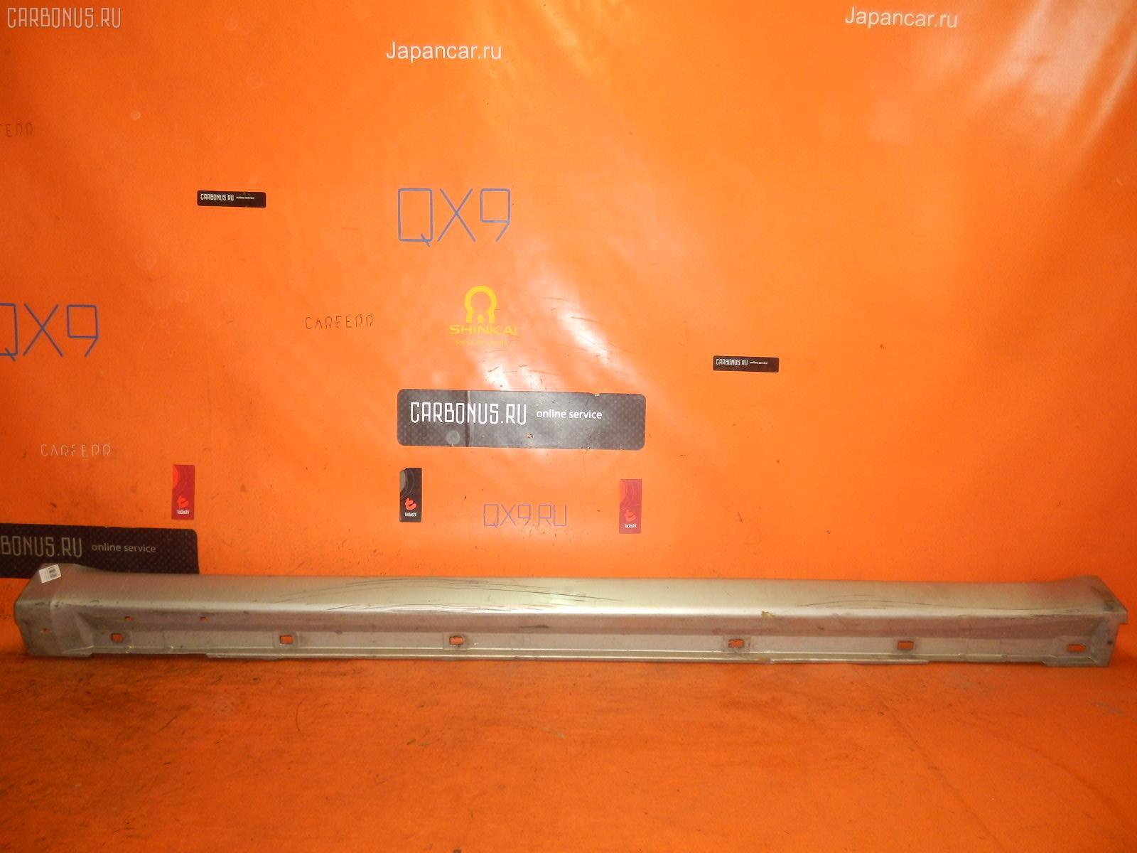 Порог кузова пластиковый ( обвес ) SUBARU LEGACY WAGON BP5. Фото 6
