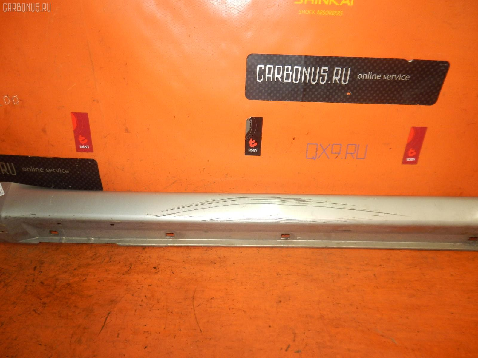 Порог кузова пластиковый ( обвес ) SUBARU LEGACY WAGON BP5. Фото 7