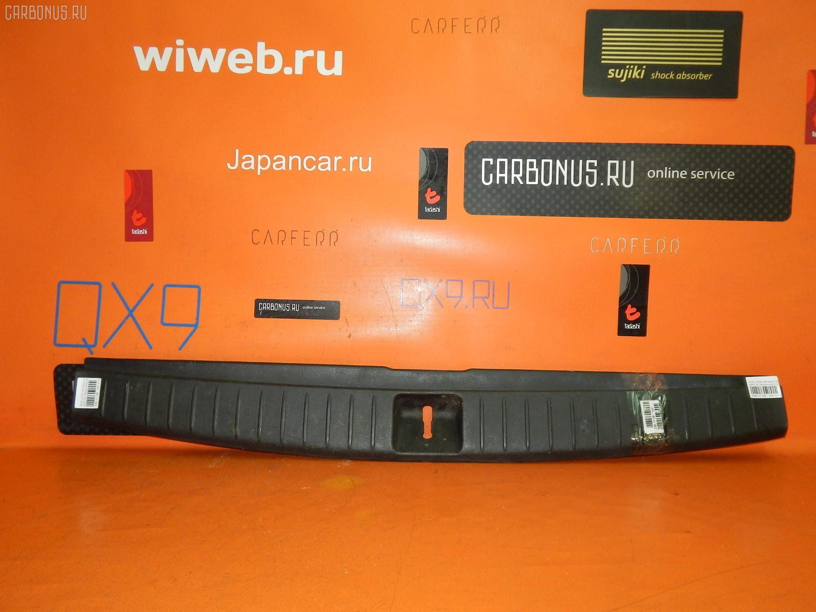 Обшивка багажника SUBARU LEGACY WAGON BP5 Фото 1