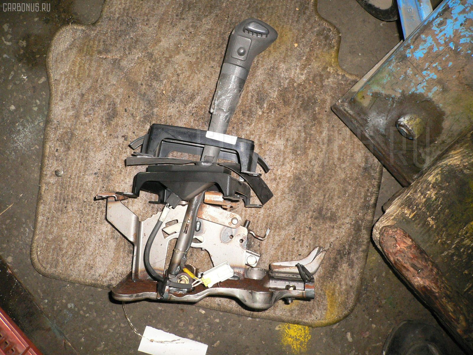 Ручка КПП Mitsubishi Rvr sports gear N23WG Фото 1
