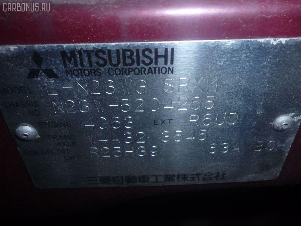 Решетка под лобовое стекло MITSUBISHI RVR SPORTS GEAR N23WG Фото 2