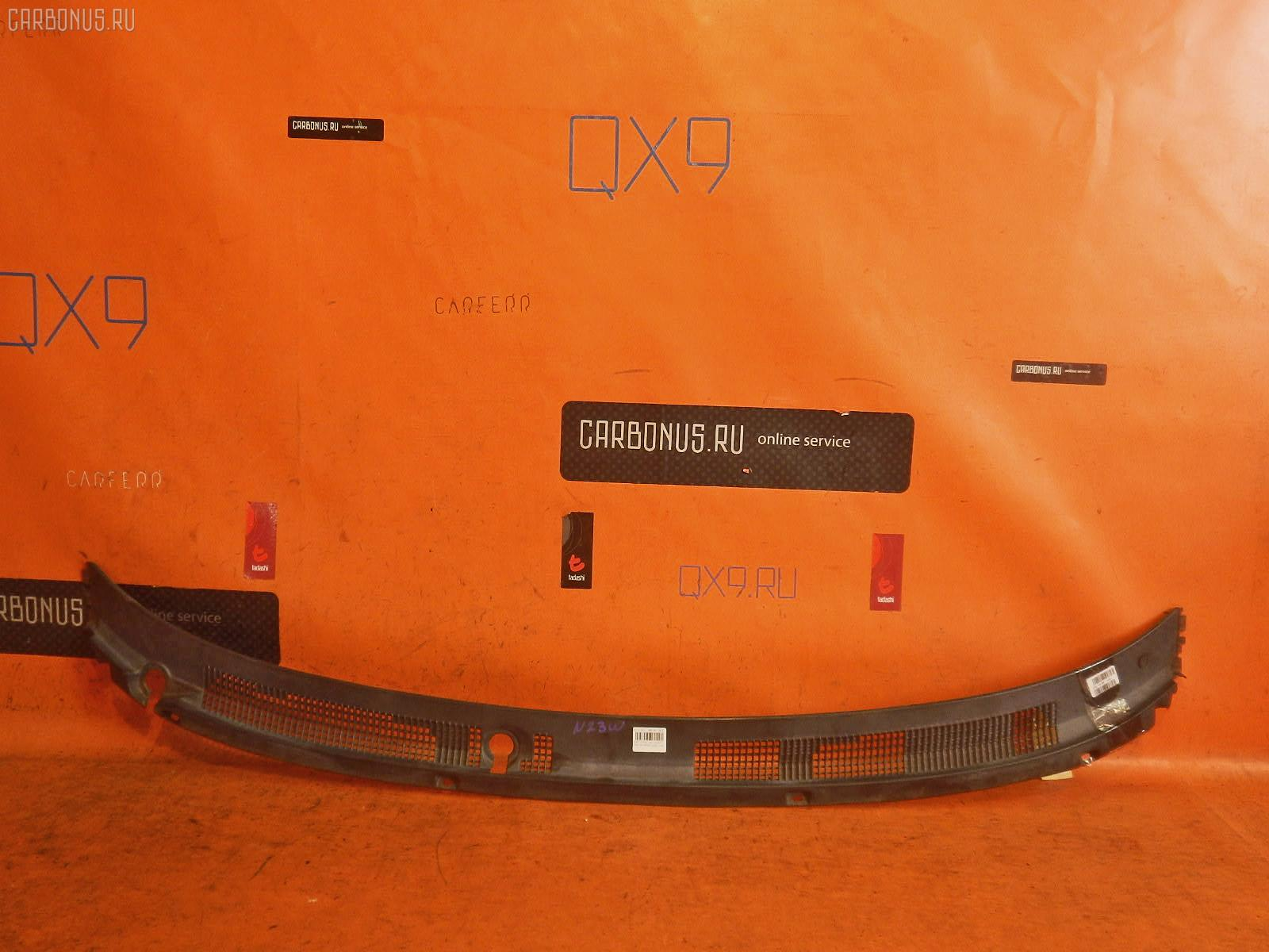 Решетка под лобовое стекло Mitsubishi Rvr sports gear N23WG Фото 1
