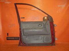 Дверь боковая MITSUBISHI RVR SPORTS GEAR N23WG MB637949 Переднее Левое