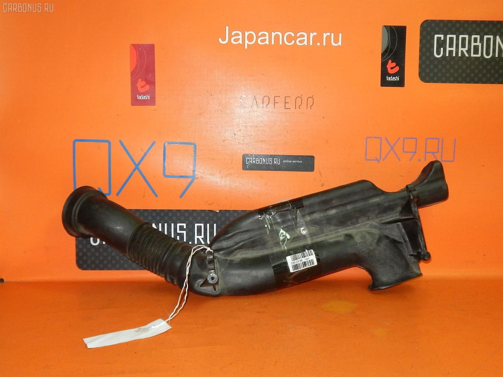 Воздухозаборник Subaru Traviq XM220 Z22SE Фото 1
