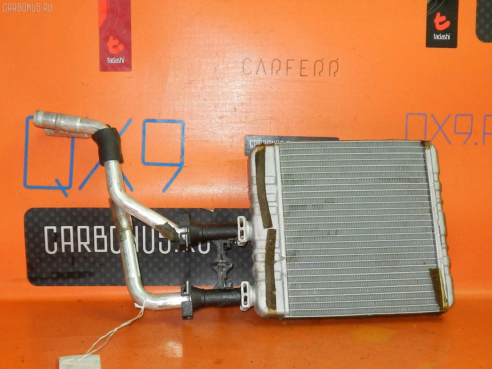 Радиатор печки SUBARU TRAVIQ XM220 Z22SE. Фото 1