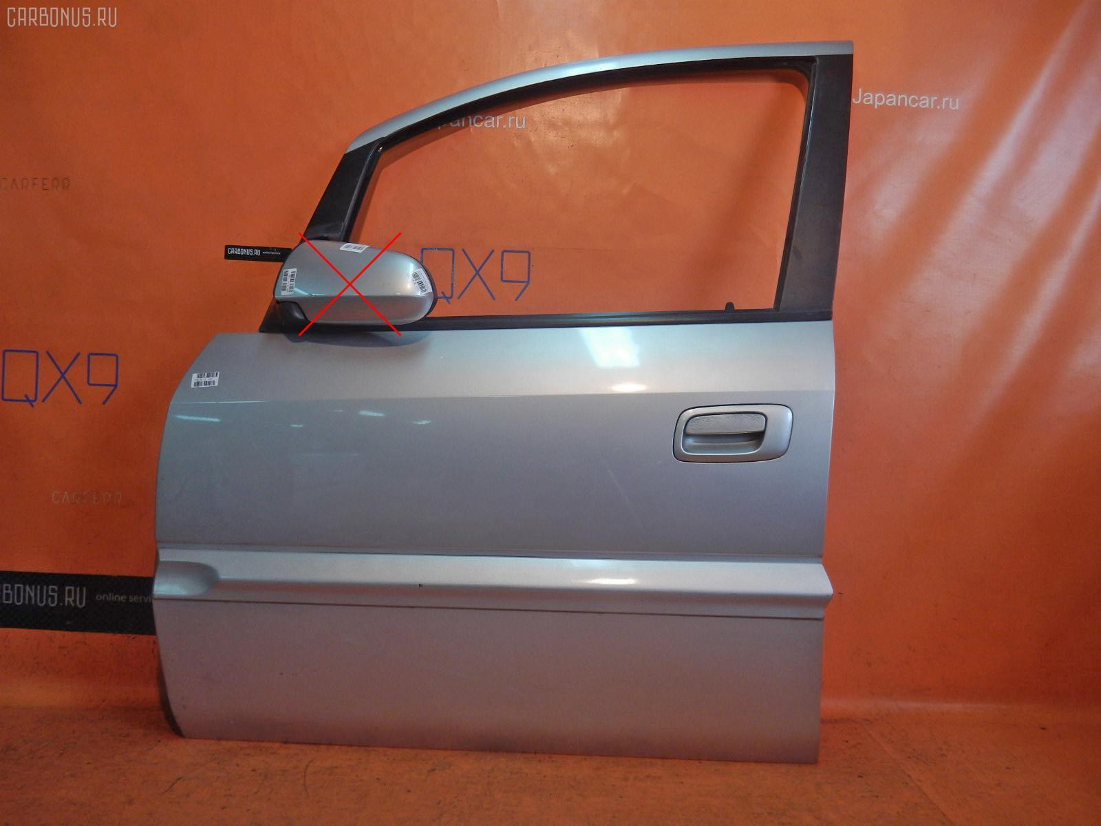 Дверь боковая SUBARU TRAVIQ XM220. Фото 2