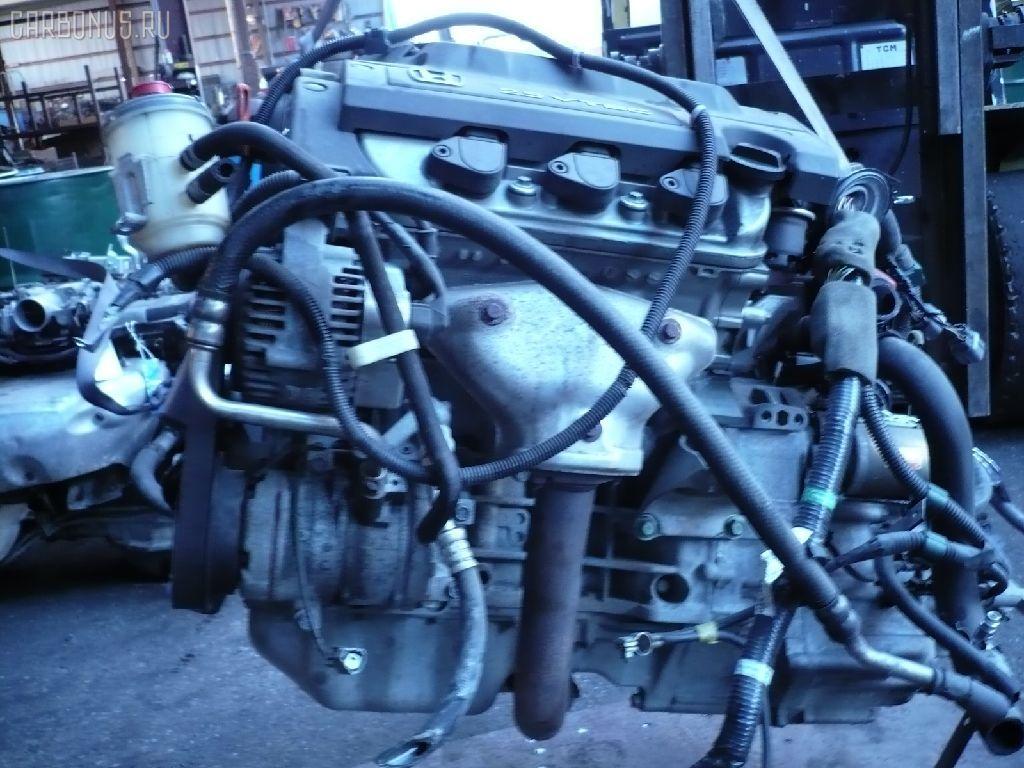 Двигатель HONDA INSPIRE UA4 J25A. Фото 3