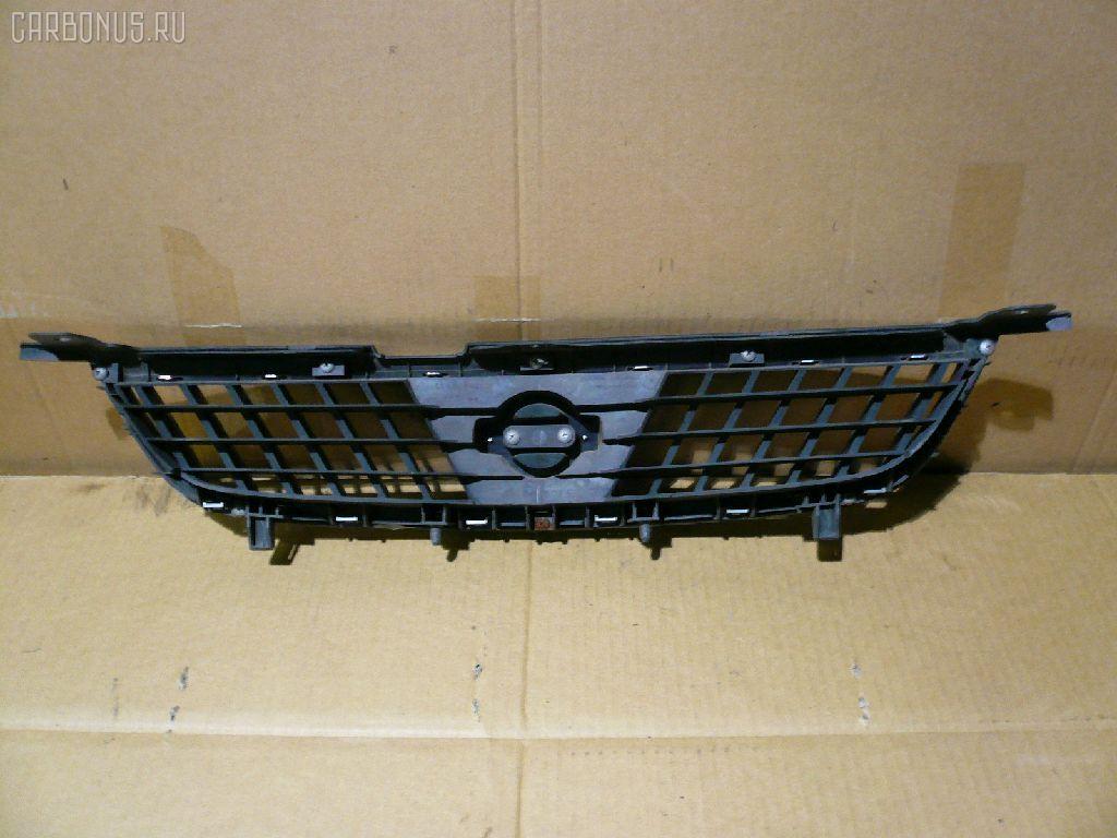 Решетка радиатора NISSAN SUNNY FB15. Фото 4