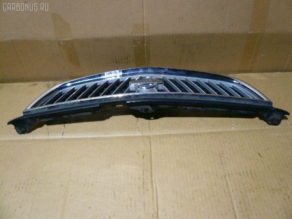 Решетка радиатора NISSAN SUNNY FB15. Фото 5