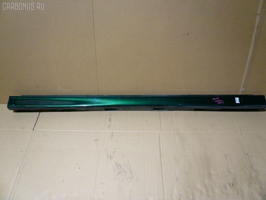 Порог кузова пластиковый ( обвес ) TOYOTA VISTA ARDEO SV50G. Фото 2