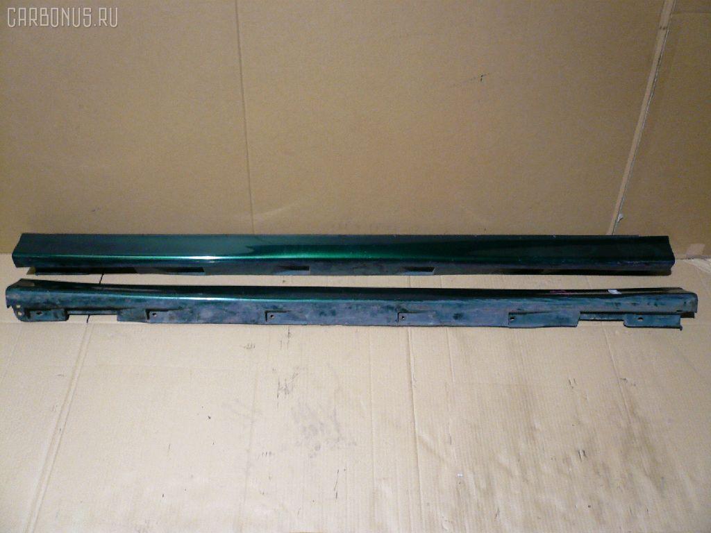 Порог кузова пластиковый ( обвес ) TOYOTA VISTA ARDEO SV50G. Фото 6