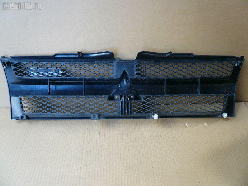 Решетка радиатора MITSUBISHI PAJERO IO H66W. Фото 5