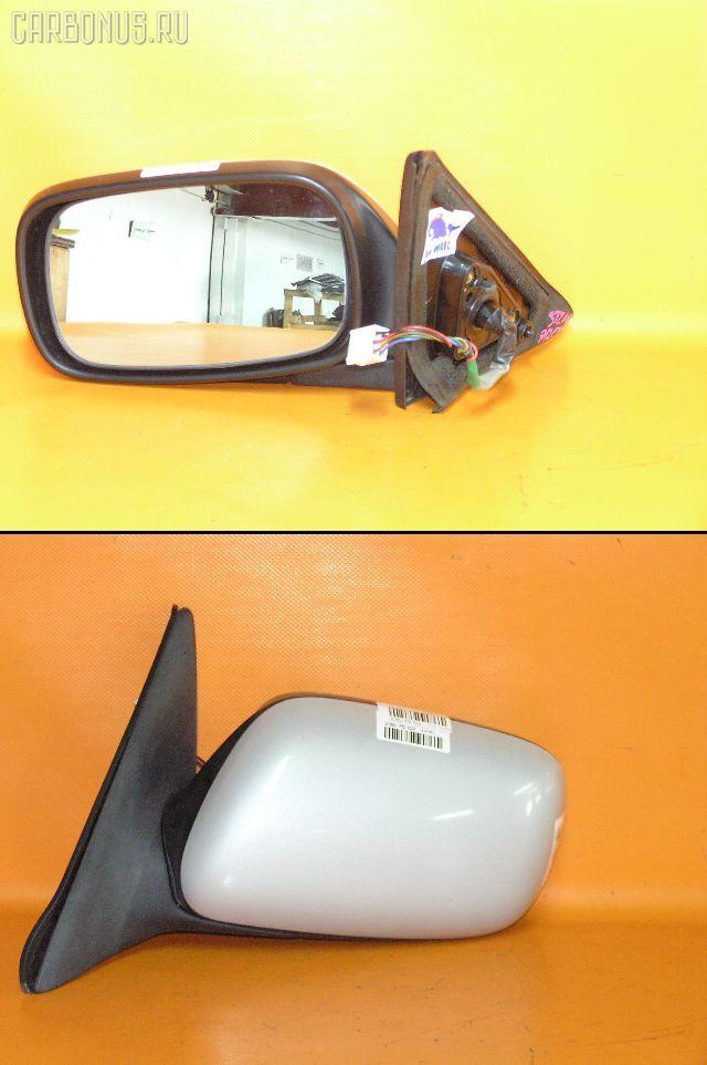 Зеркало двери боковой TOYOTA CARINA AT211. Фото 1