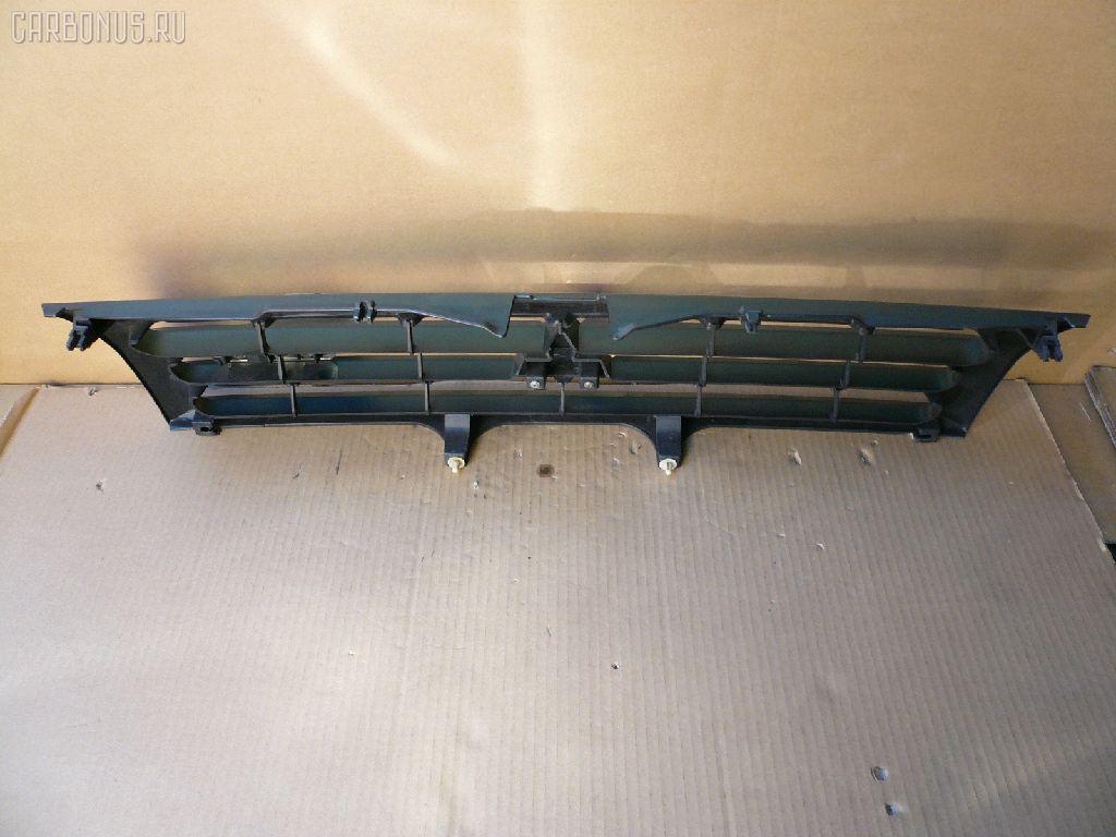 Решетка радиатора MITSUBISHI PAJERO IO H76W. Фото 4