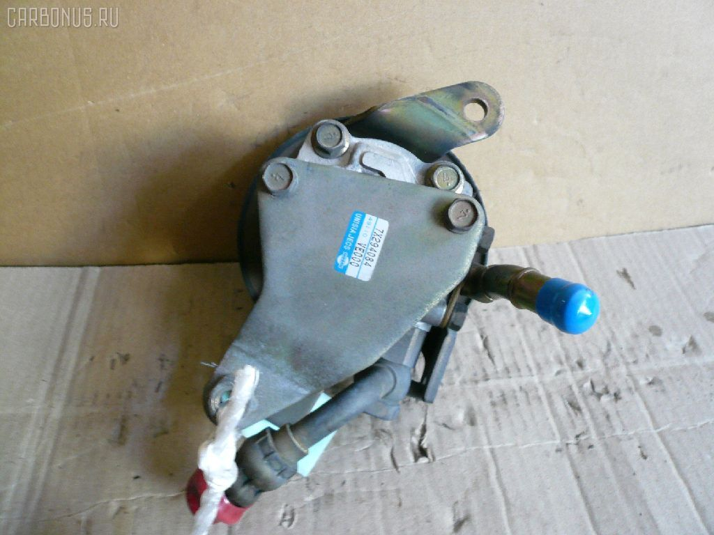 Гидроусилителя насос NISSAN ELGRAND AVWE50 QD32ETi. Фото 1
