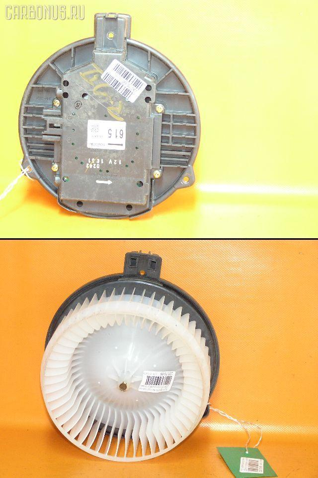 Мотор печки TOYOTA MARK II JZX110. Фото 1