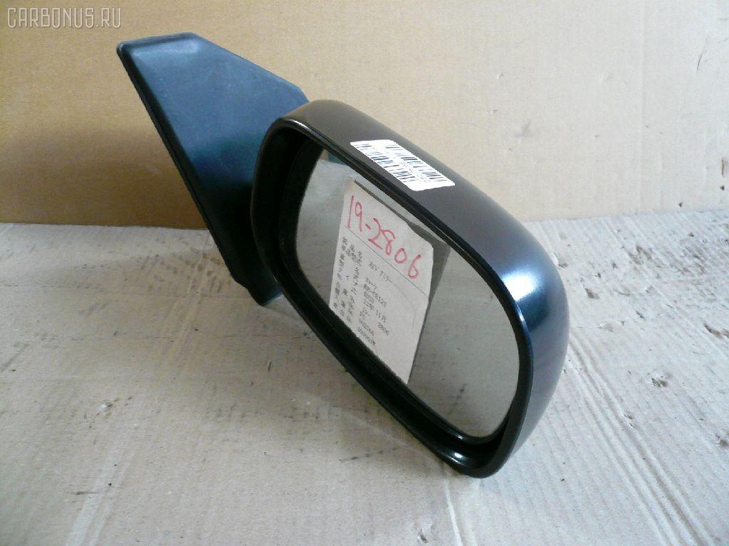 Зеркало двери боковой TOYOTA COROLLA CE121. Фото 6