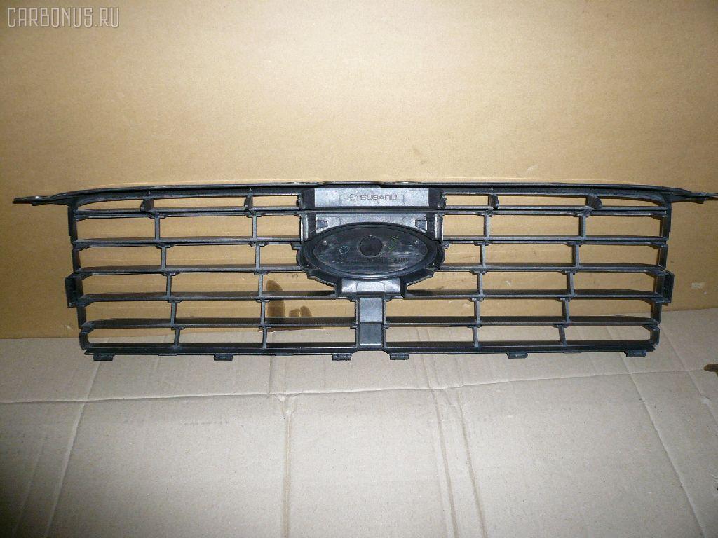 Решетка радиатора SUBARU FORESTER SG5. Фото 3