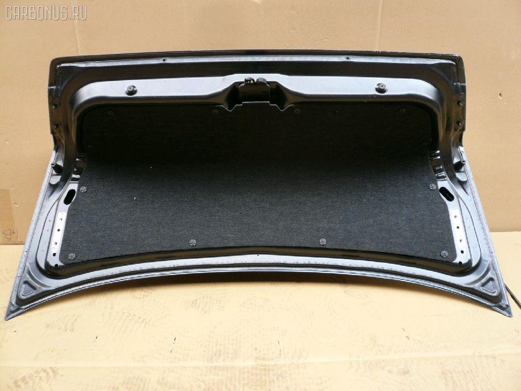 Крышка багажника NISSAN SUNNY FNB15. Фото 3