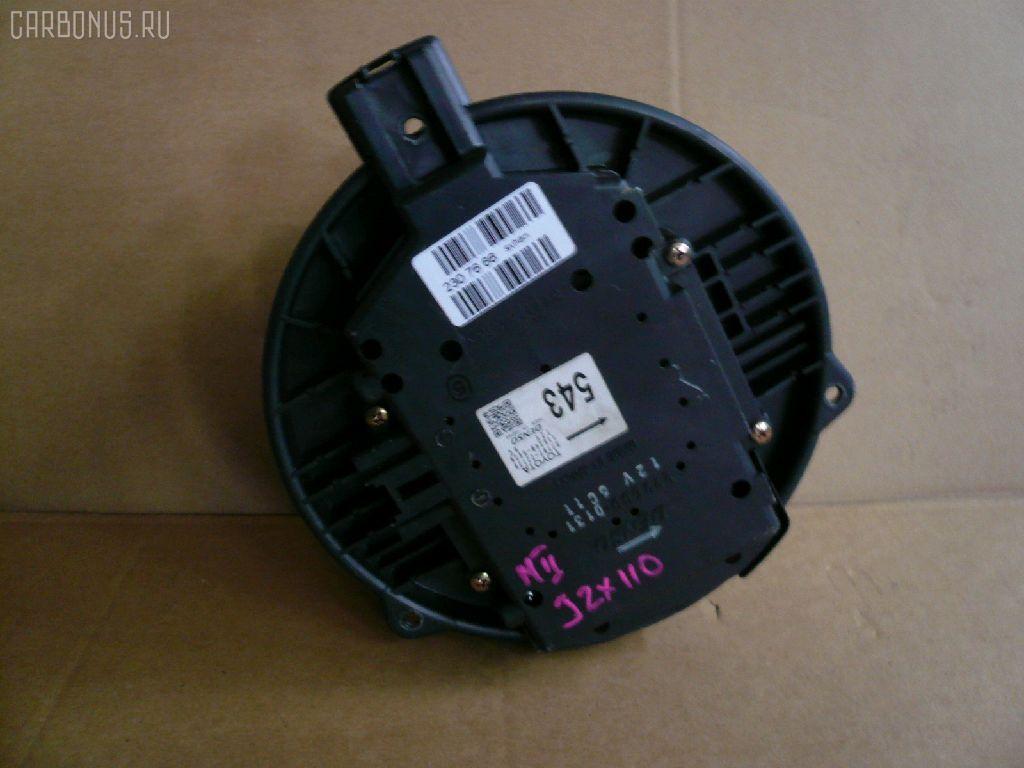 Мотор печки TOYOTA MARK II JZX110. Фото 6