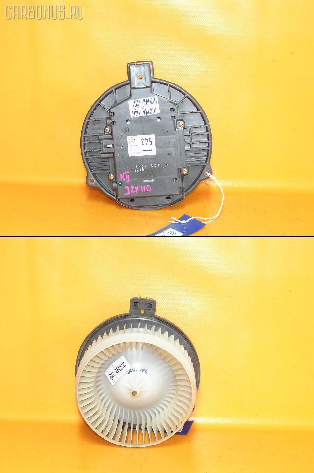 Мотор печки TOYOTA MARK II JZX110. Фото 5